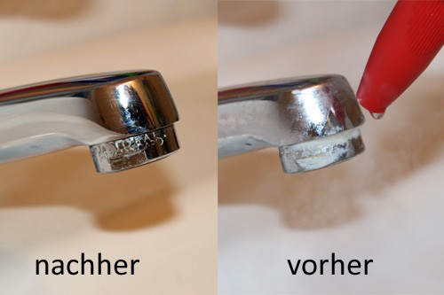 Kärcher SC 1 Badezimmer