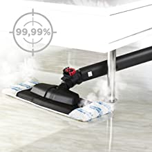 Dampfreiniger Polti Vaporetto Pro 95 1
